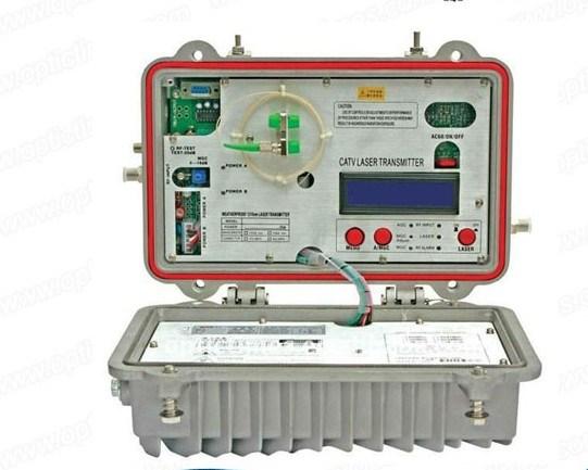 1310nm Dfb Laser Outdoor Fiber Optical CATV Transmitter