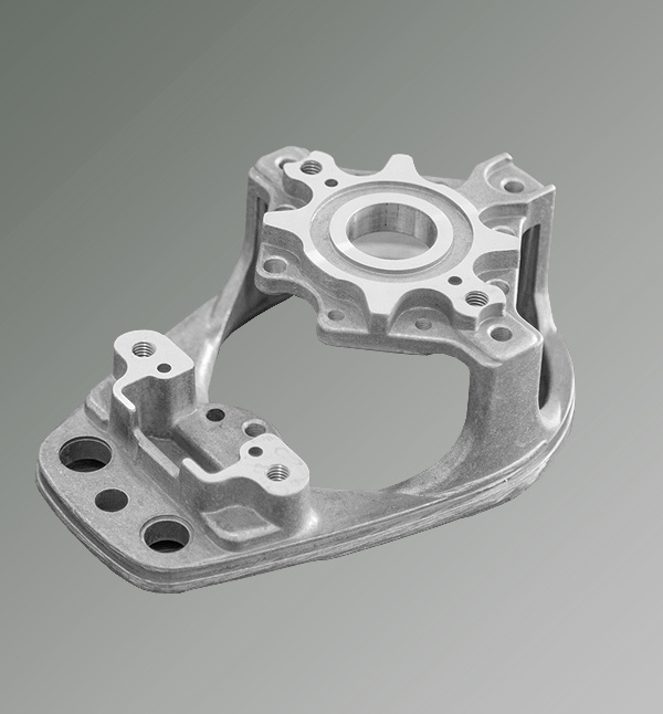 High Pressure Die Casting Aluminum Alternator Components