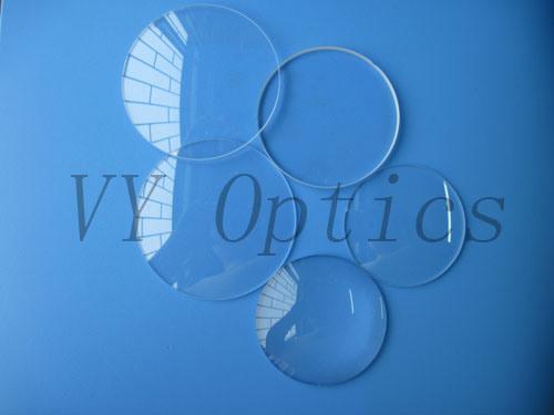 Optical K9 Glass Dia. 188.20mm Plano Convex Spherical Lens for Automobile