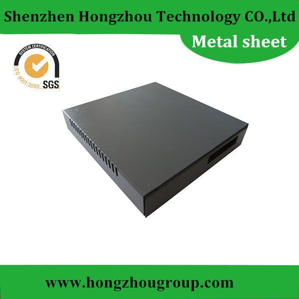 OEM Customized Sheet Metal Fabrication Parts with Laser Cutting