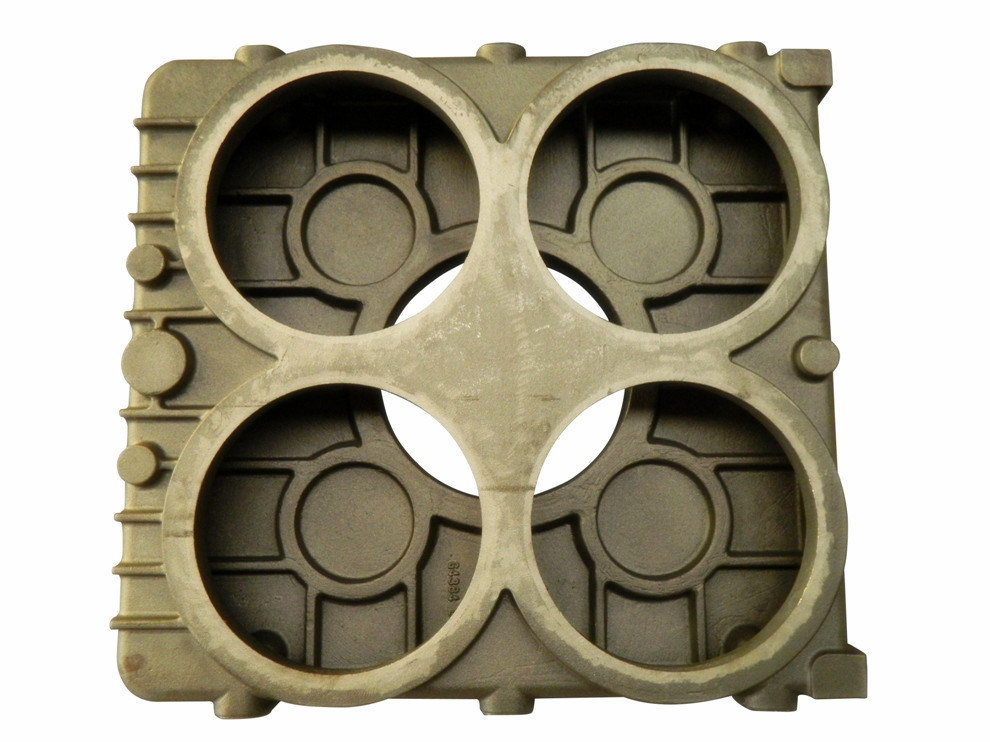 Resin Sand Iron Casting for Gearbox