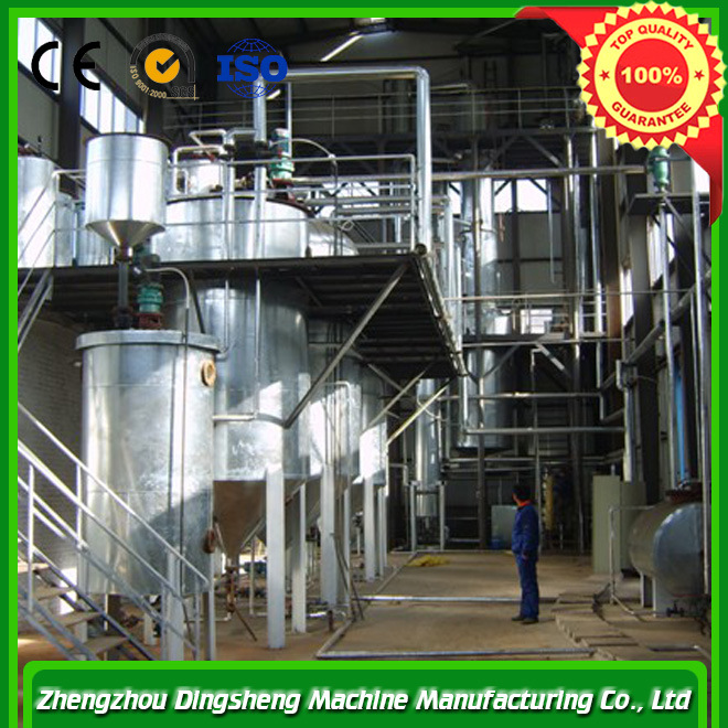 Crude Palm Kernel Oil Refinery Equipment
