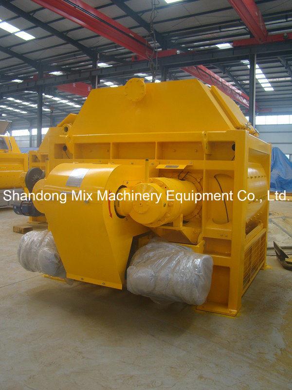 1500L Twin Shaft Compulsory Concrete Mixer-Same Quality with Sicoma