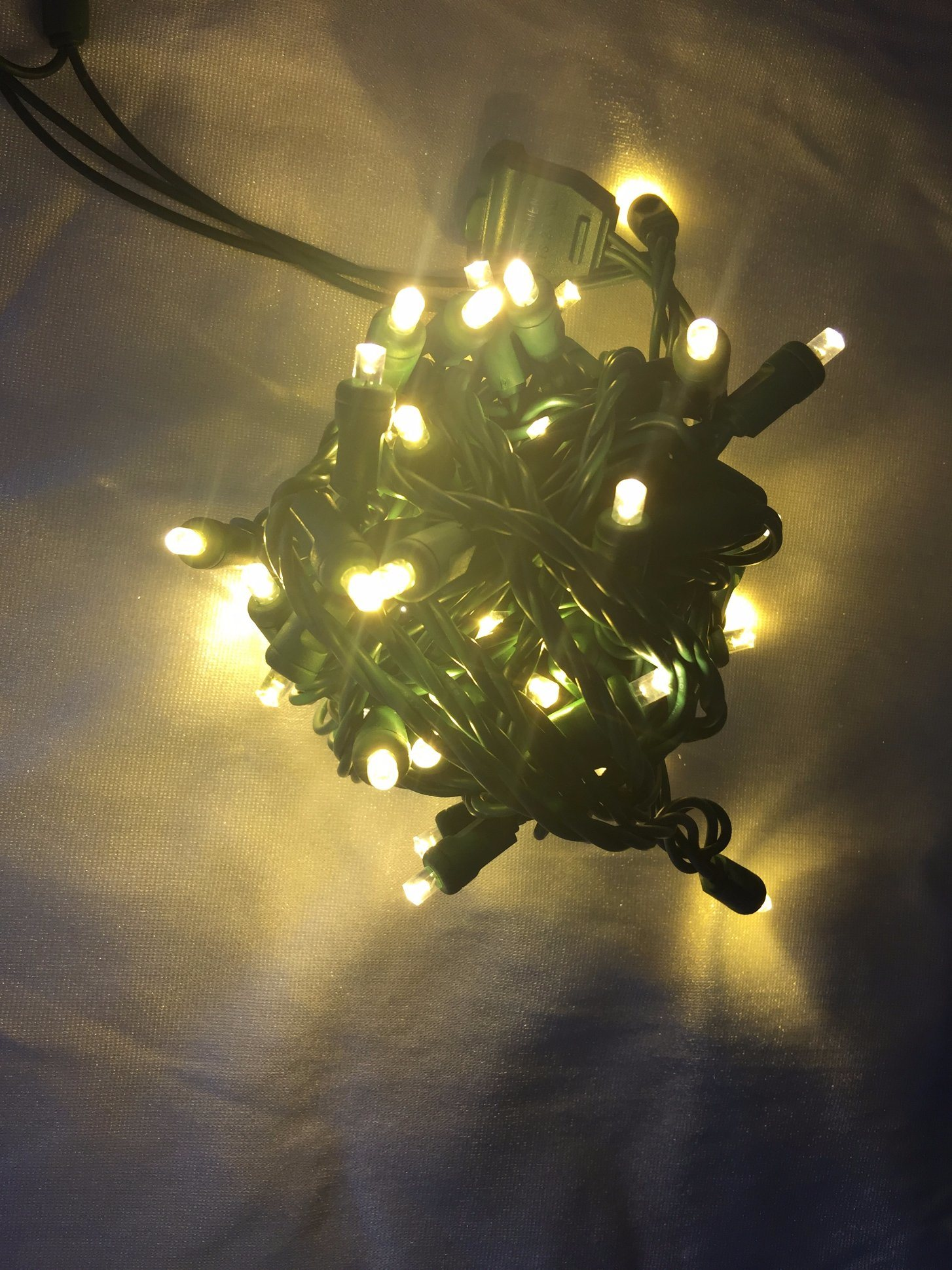LED Christmas Decoration Gift Light with Glass Craft (LB100.5mm)