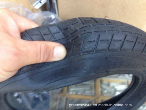 Scooter/Motorcycle Tire 90/90-18 for Export