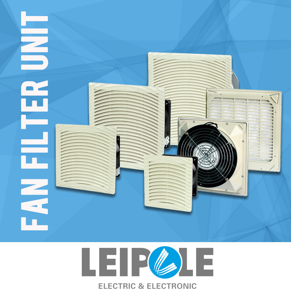 China #1 Selling Fk8922 Panel Fan Filter