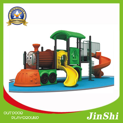 Thomas Series Children Outdoor Plyground with Naughty Castle