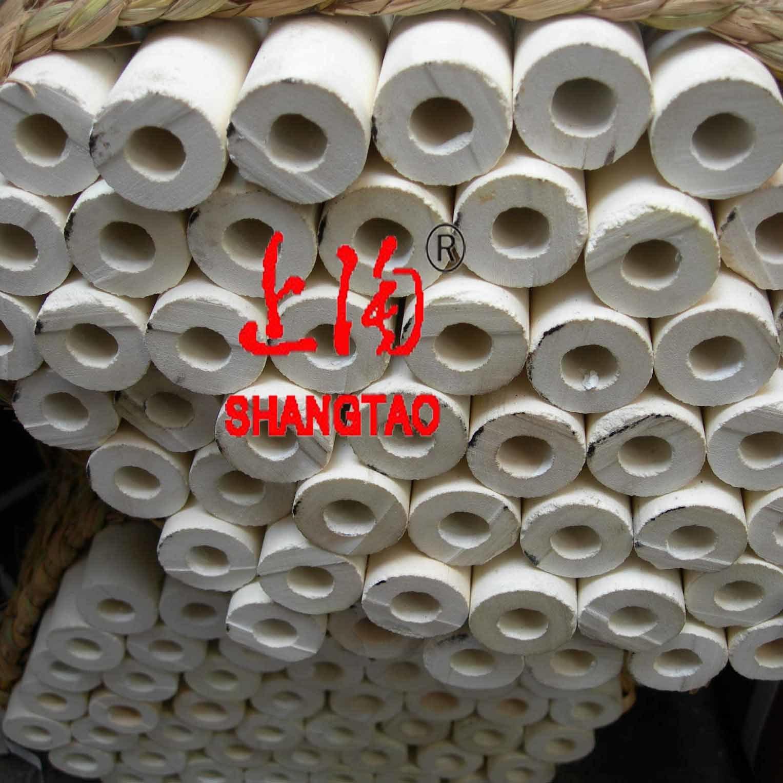(Pythagoras Type C 610) Mullite Ceramic Protection Tube
