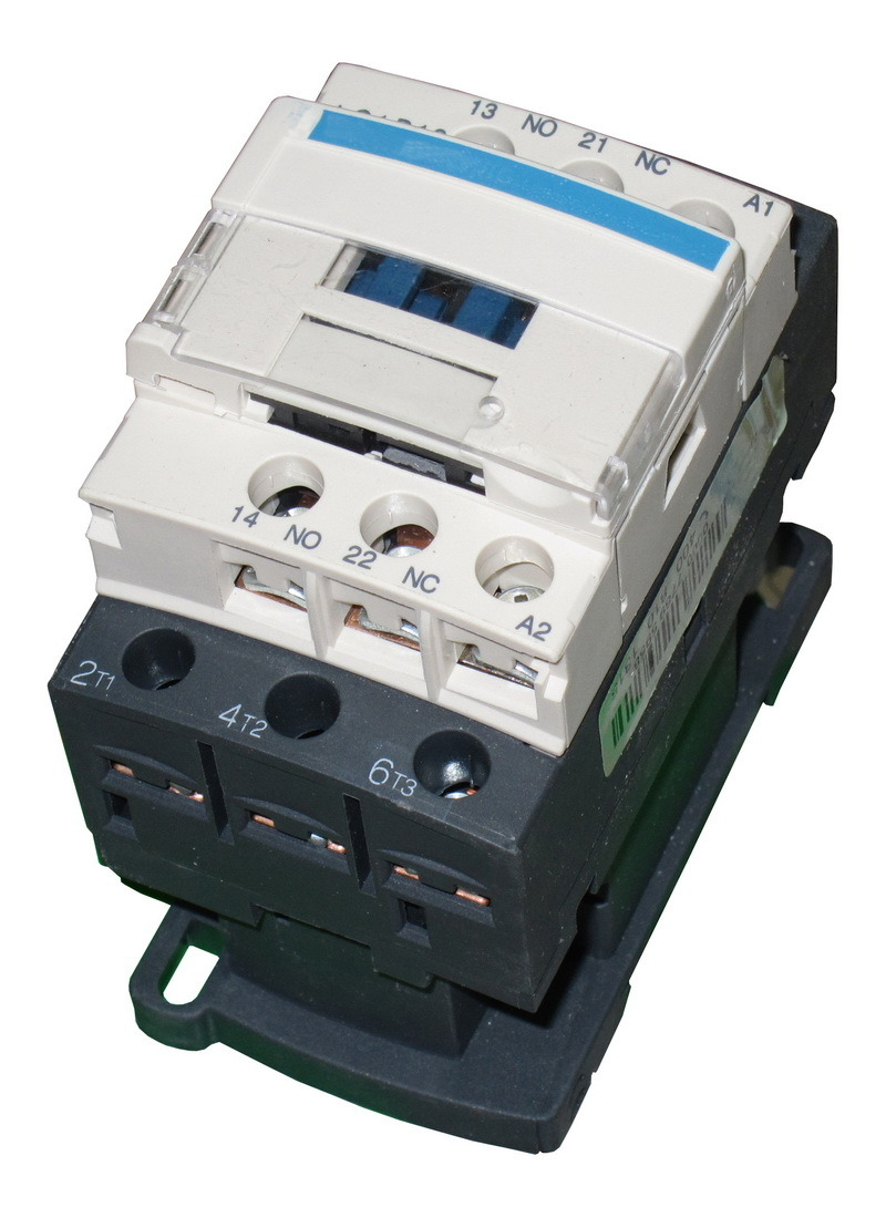 AC Contactor (LC1-D, LC1-DN)