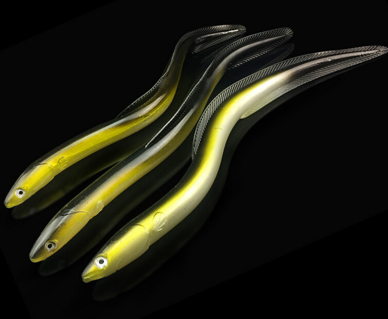30cm 58g Soft Eel Lure Soft Lure Fishing Tackle Fishing