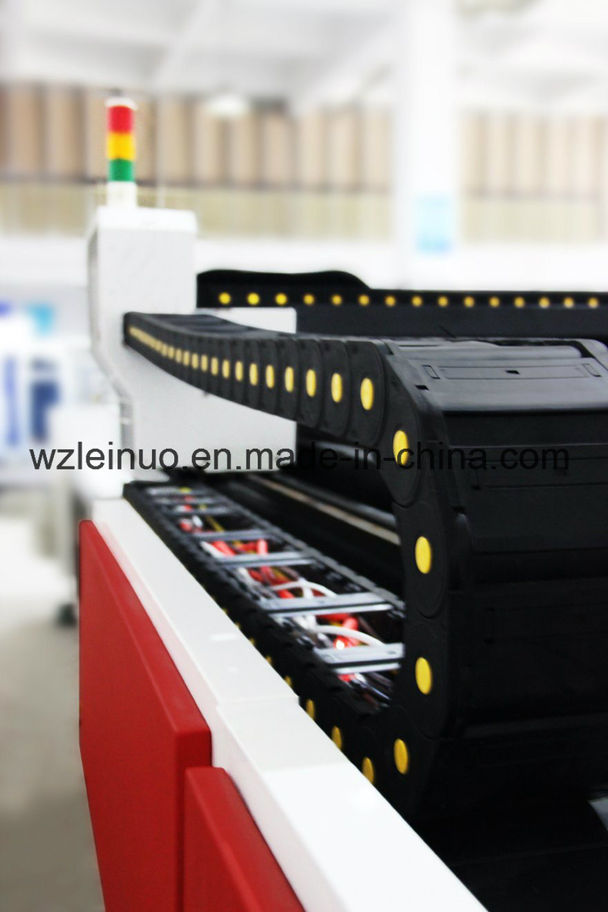 1500W CNC 1500*4000mm Gantry Type Fiber Laser Cutting Machine