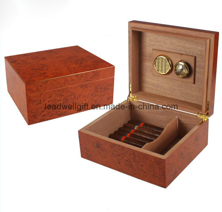 Luxury Collection Cedar Cigar Case Humidor