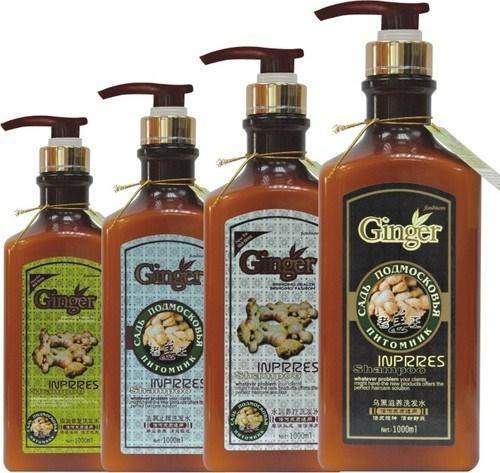Ginger Anti-Dandruff Shampoo for All Hair