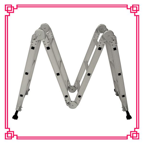 Aluminum Multi-Purpose Ladder 4X2 (DLM102)