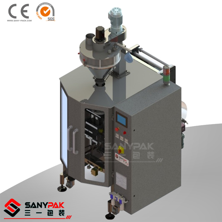 Vertical Multi-Function Filling Packaging Sealing Machine