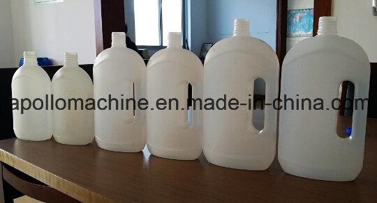 500ml 750ml 1L PE Detergent Bottles Automatic Blow Molding Machine