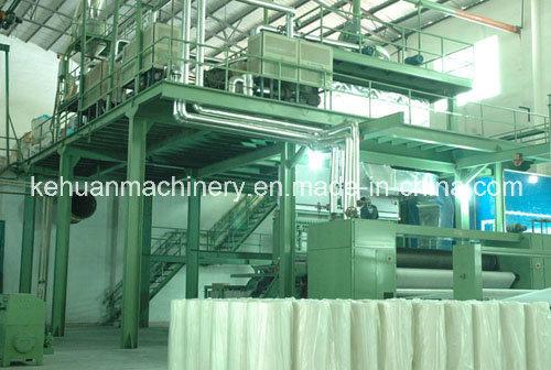 Production Line of PP Spunbond Nonwoven Machine