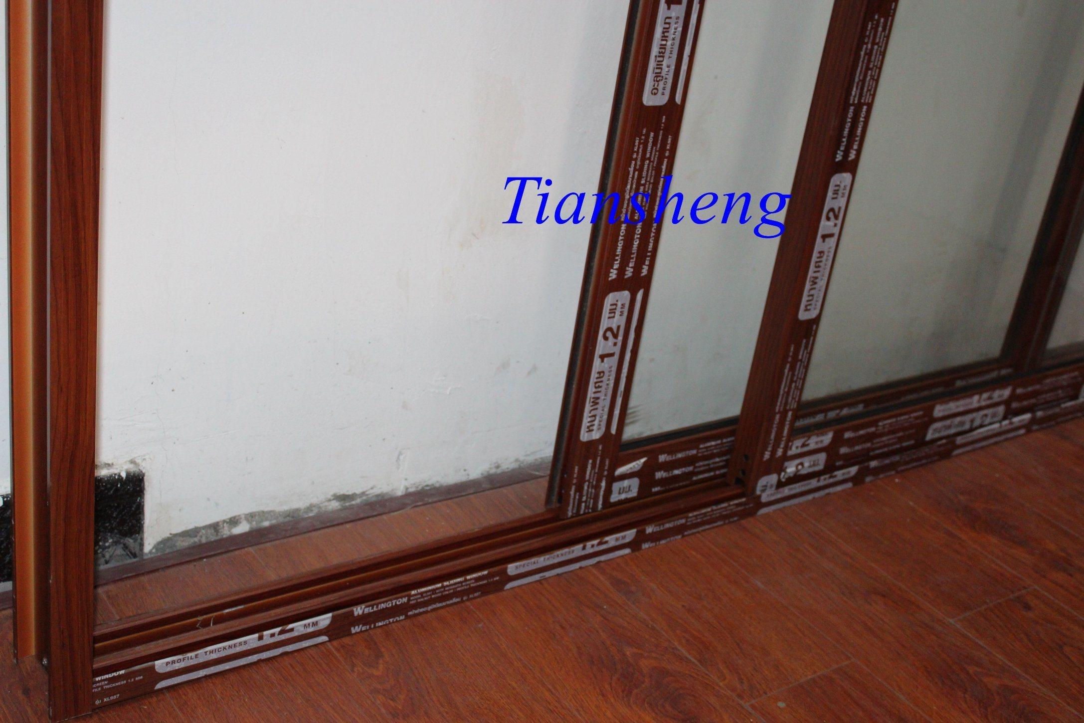 High Quality Cheap Price Aluminum Sliding Windows and Doors