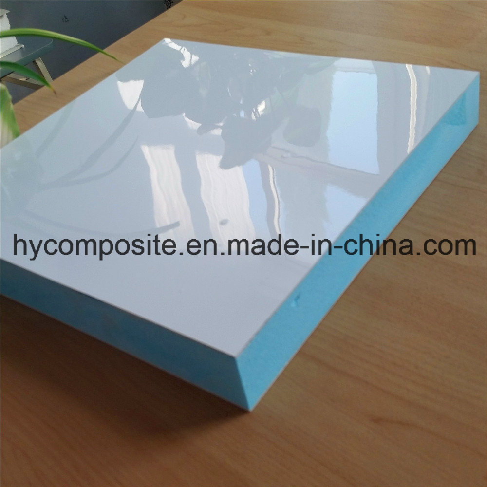 Light Weight Gel Coated FRP XPS Foam Sandwich Panel