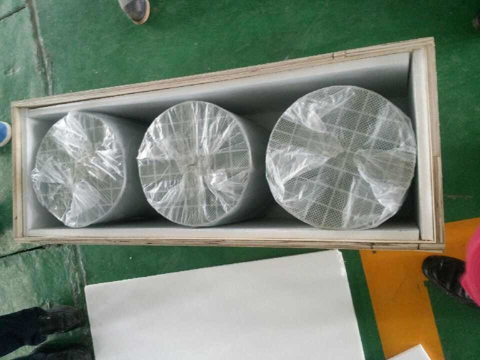Diesel Particulate Filter of Catalytic Converter