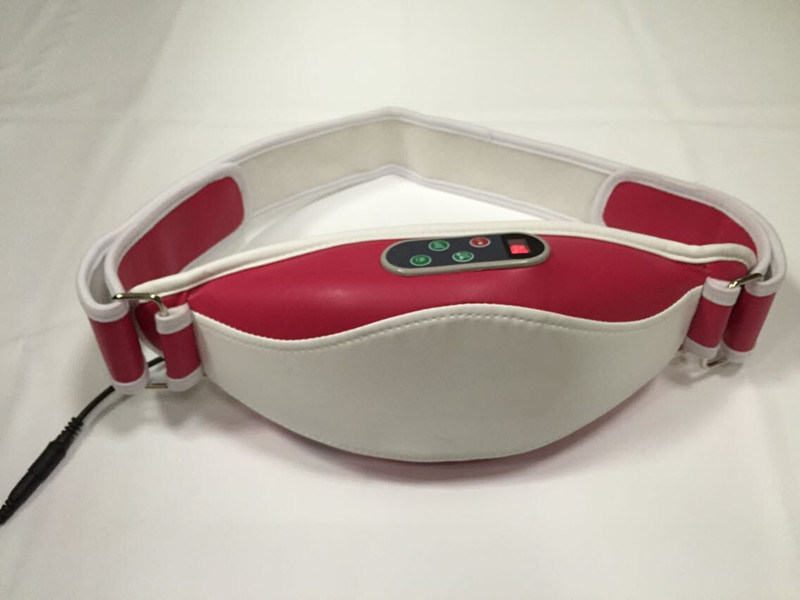 CE Comfortable Waist Massager with Heat for Human Use