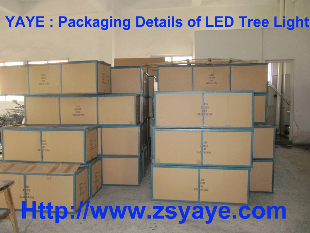Yaye CE & RoHS Approval & Waterproof IP65 LED Tree / LED Maple Tree/LED Maple Tree Light with Warranty 2 Years