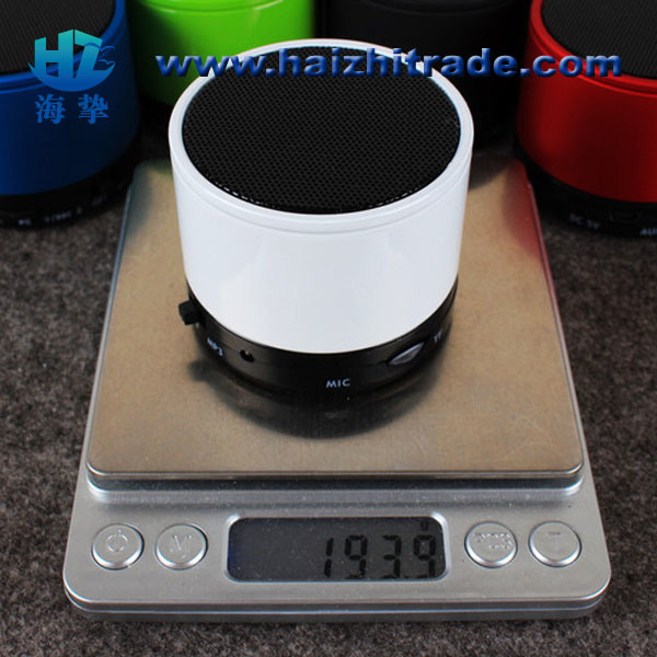 A9 TF Card USB Loud Speaker Portable Mini Bluetooth Speaker