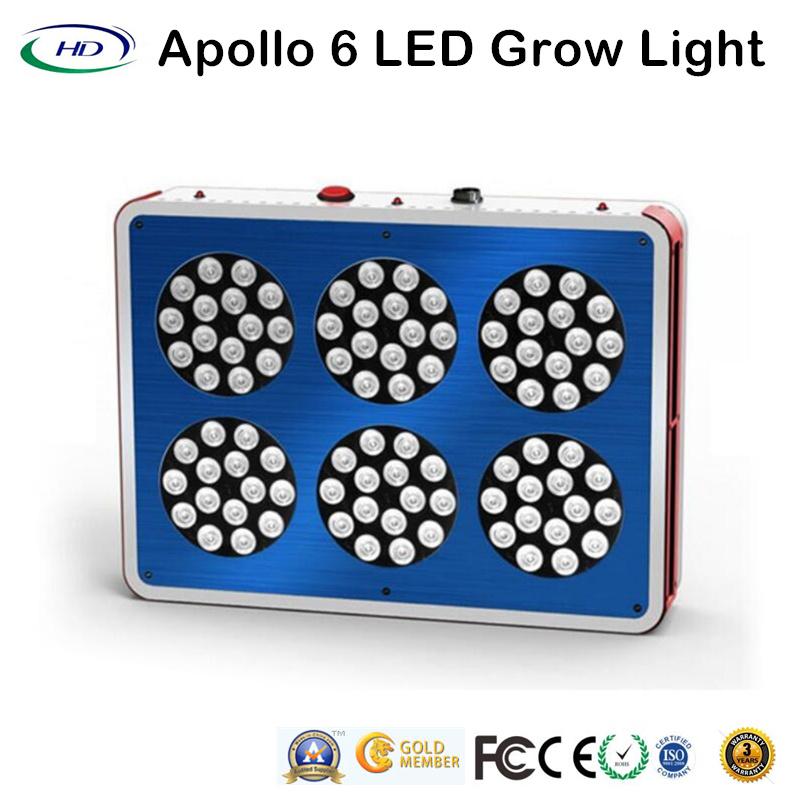 Apollo 6 LED Grow Light for Herbs & Medical Plants