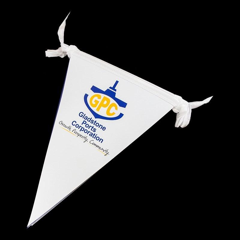 Custom Flags Buntings and Pennants Printing