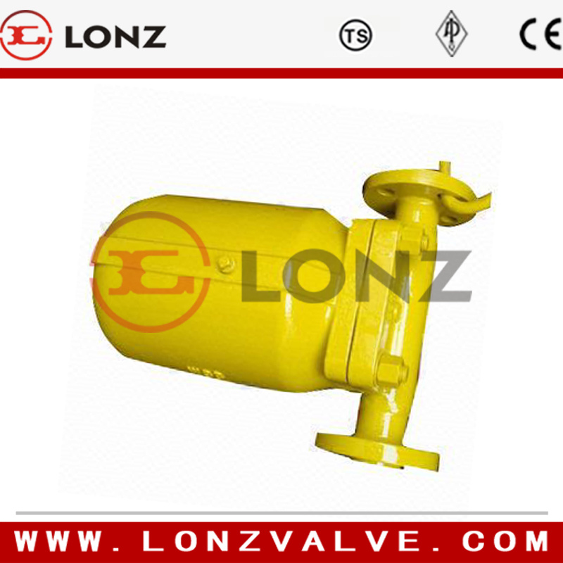 Cast Steel Ball Float Steam Trap