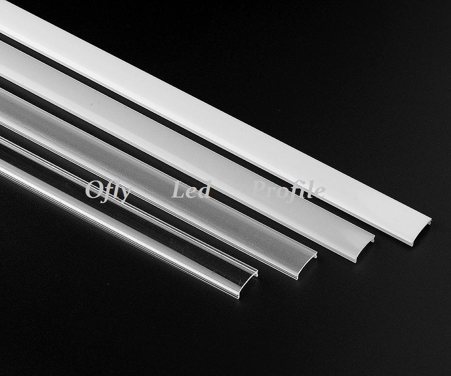 China Supplier 17.3*7mm Surface LED Aluminium Profile
