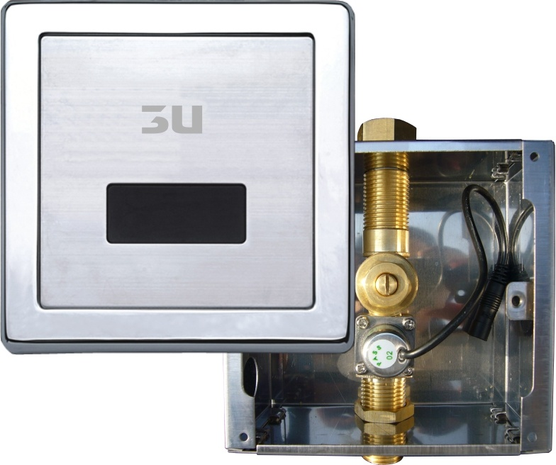 Hdsafe Automatic Urinal Sensor Flusher with Brass Solenoid Valve