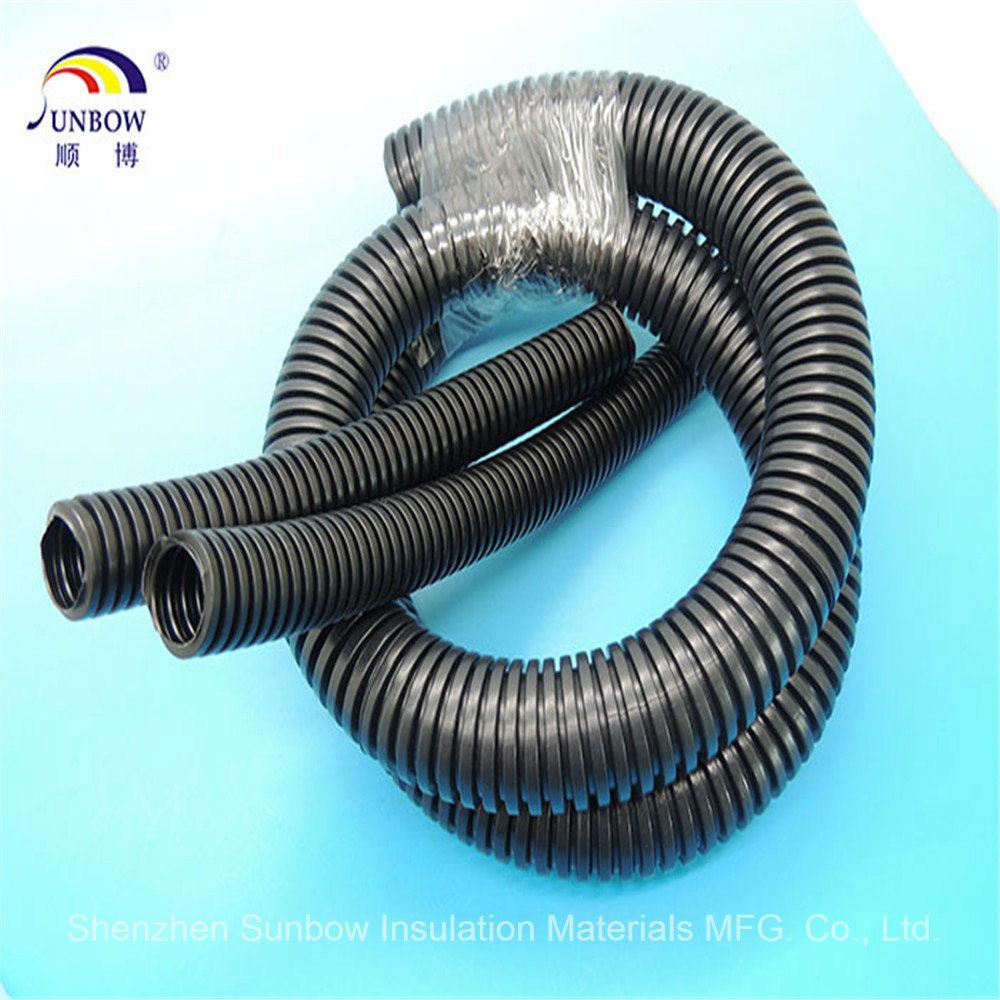 Split Loom Wire Flexible Tubing Wire Conduit Polyethylene Hose PA PP