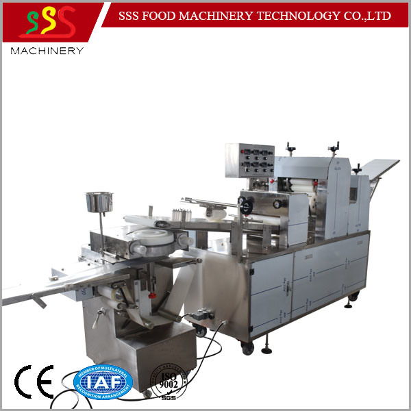Manufacturer Bread Production Line Bread Making Machine Strip Bread Machine