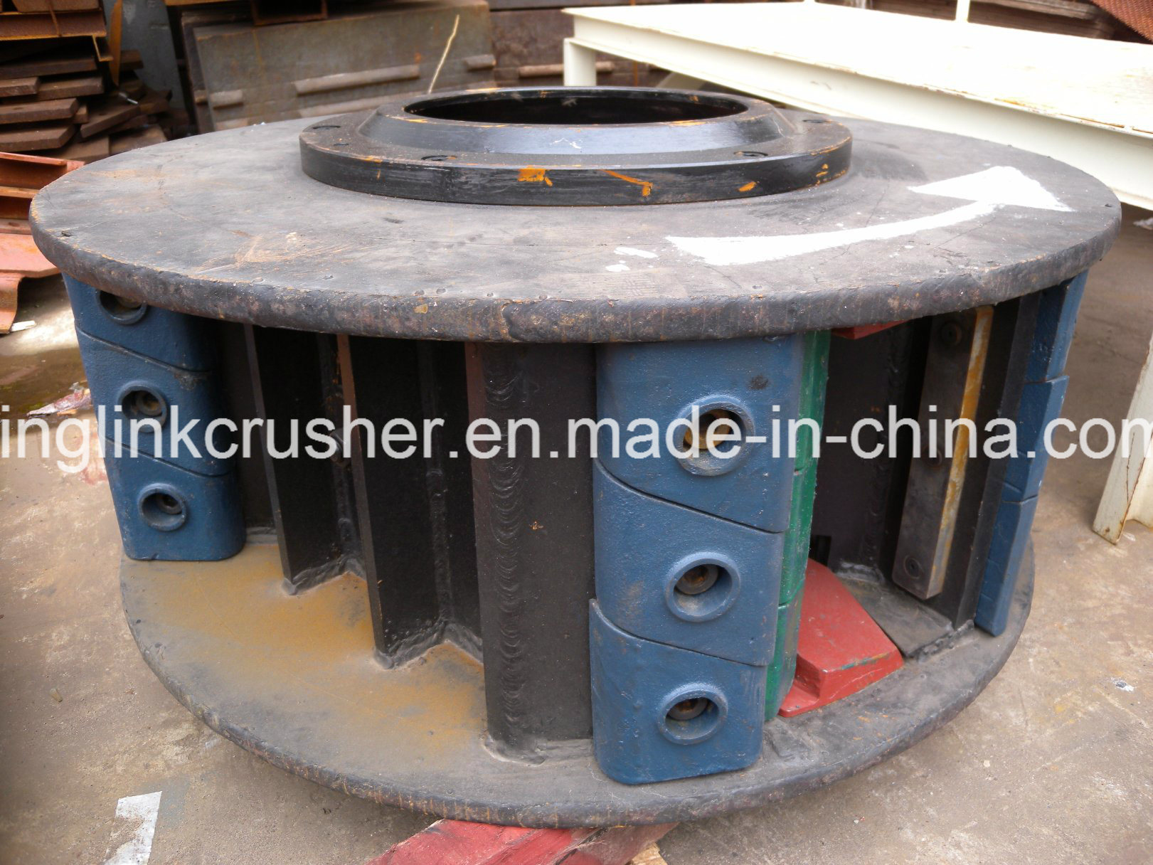 Riverstone/Pebble/Cobble Sand Maker, Barmac Type Sand Making Machine