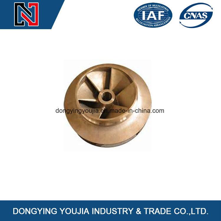 Hot Sale OEM Brass Impeller for Pumps