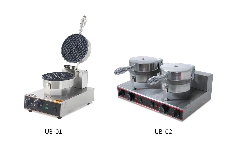 High Quality Electric Waffle Maker Waffle Baker Ub-01