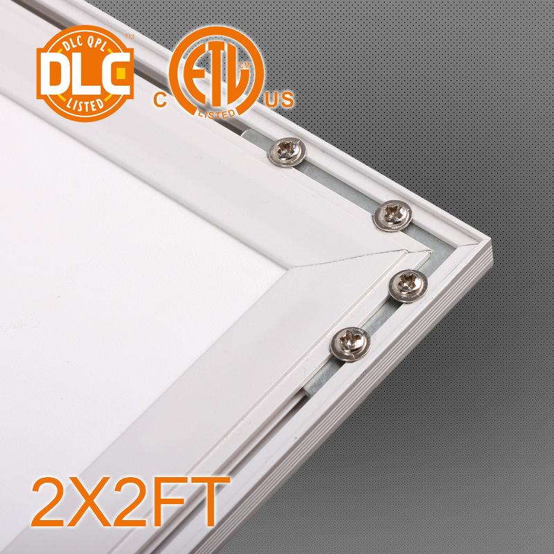 40W 0-10V Dimmer LED Panel Lighting 2X2 Feet