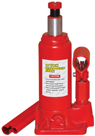 Hydraulic Bottle Jack (ZW0402) 4tons Lift Jack