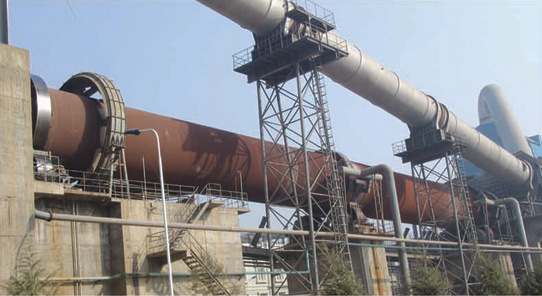 5000tpd Cement Production Line/Rotary Kiln/Cement Kiln