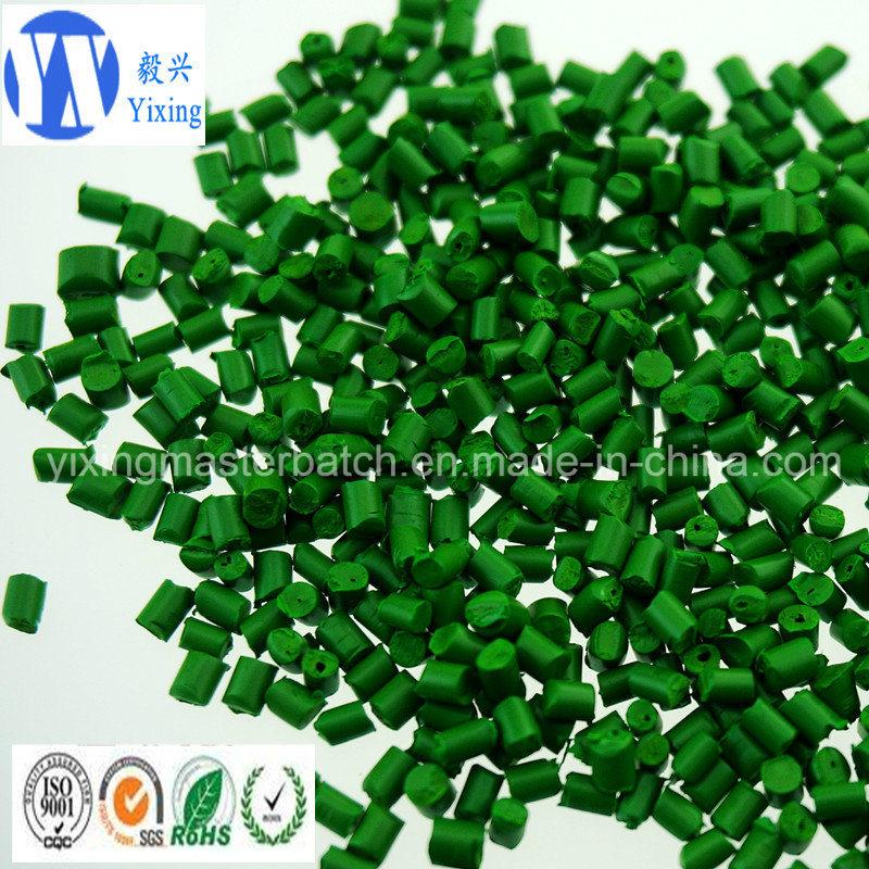 Polymer Pre-Coloured Granule Masterbatch/Pigment Granule/for Polymer Plastic PE Color