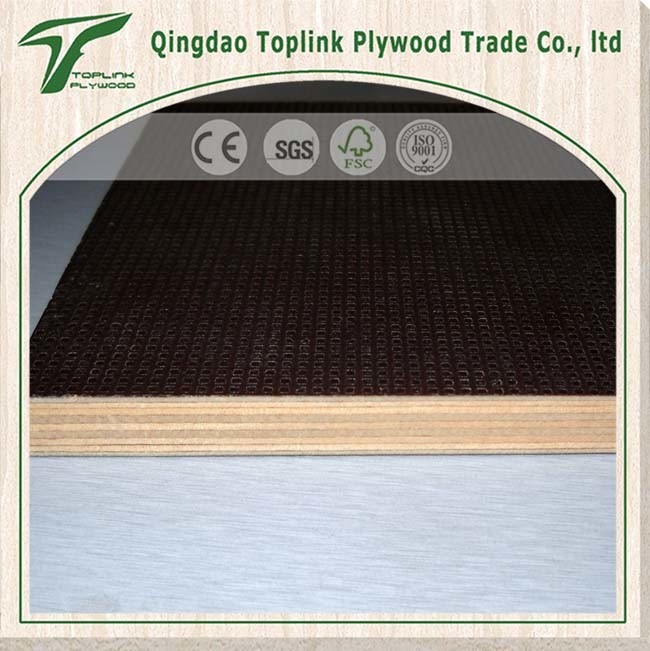 Anti Slip Dynea Film Faced Plywood with Phenolic Glue