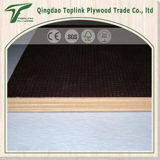 Anti Slip Dynea Film Faced Plywood with Phenolic Glue