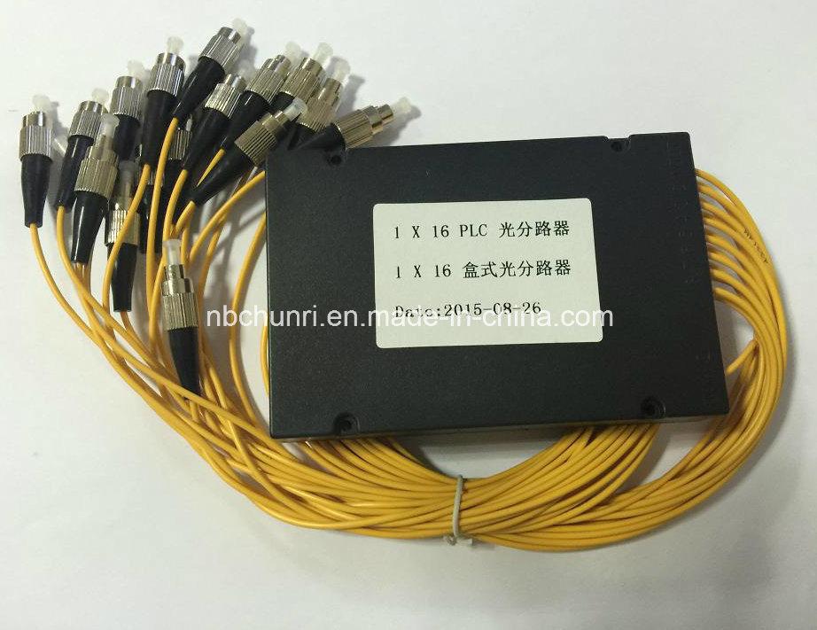 1*16 FC/PC Cassette PLC Splitter