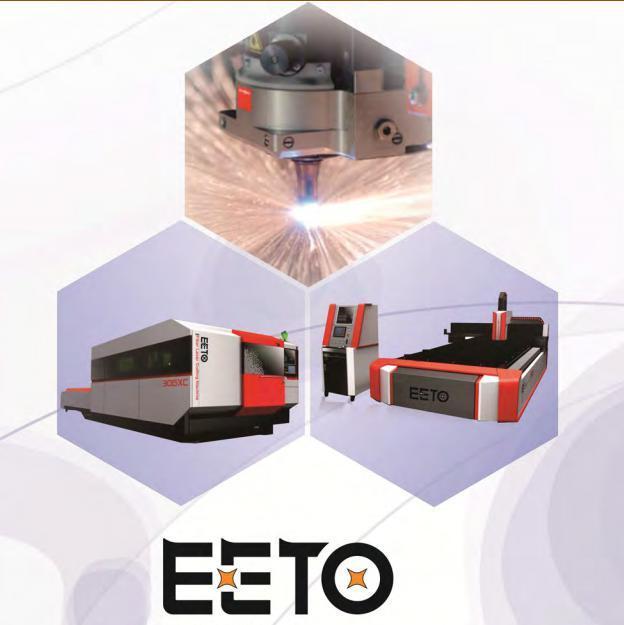 500W Fiber Laser Cutting Machine with Certificate of Design Patent