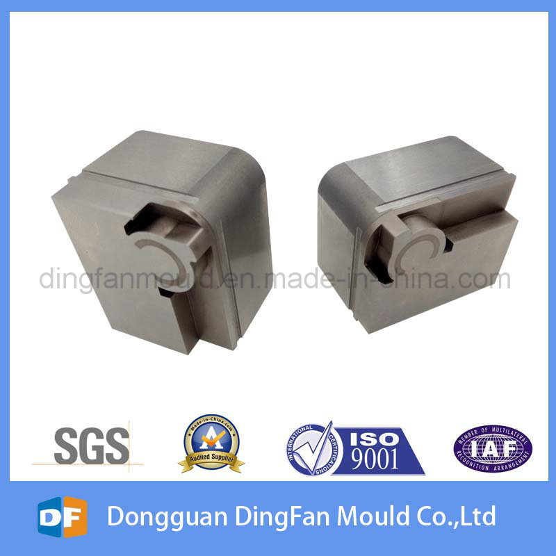 Customized Precision CNC Machining Spare Parts for Injection Mould
