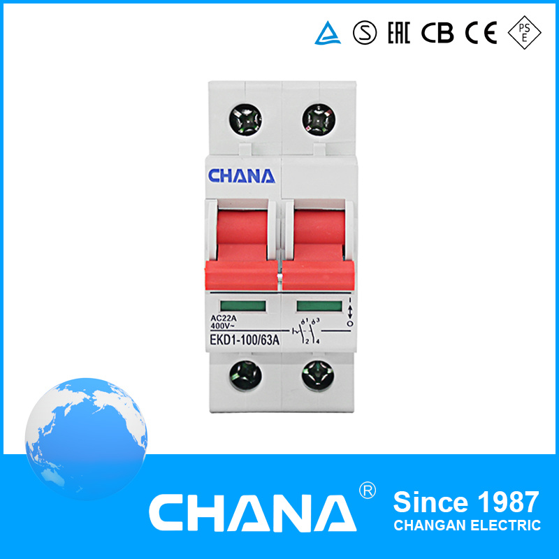 IEC6094-3 and RoHS Approval 3p Isolation Switch