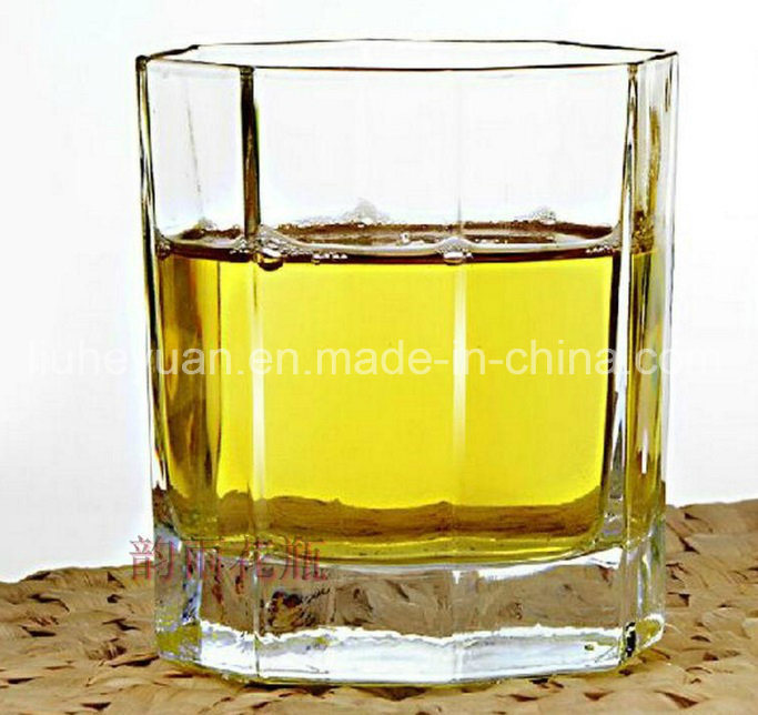 145ml Square Whisky Glass Cup