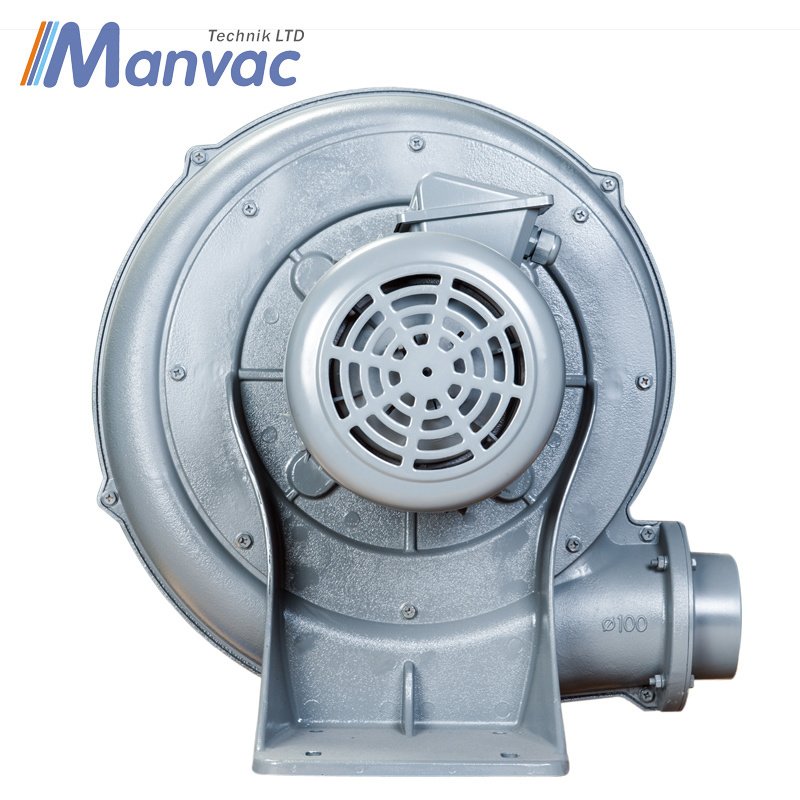 1.5kw Medium Pressure Radial Blower for Blowing Air