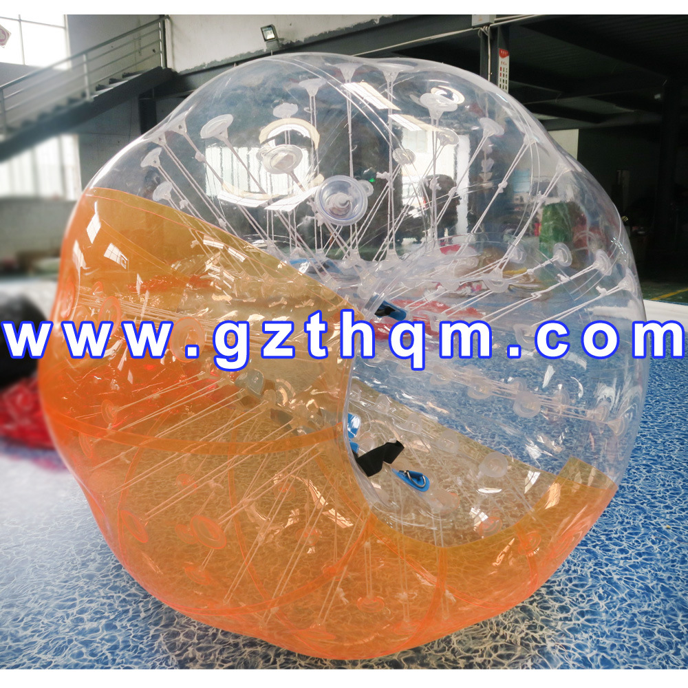 Ommercial High Quality Bubble Soccer Ball/TPU/PVC Inflatable Bubble Soccer Ball